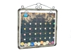 Perpetual Magnetic Calendar Monthly